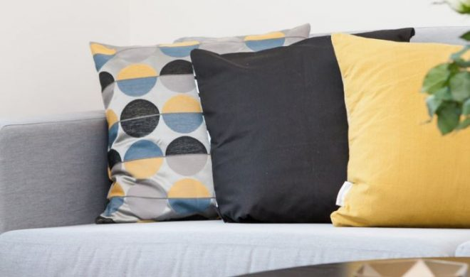 kolorowe poduszki